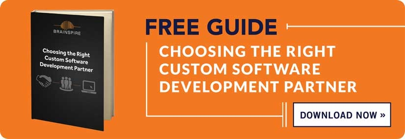 Choosing the Right Custom Software Development Partner Ebook