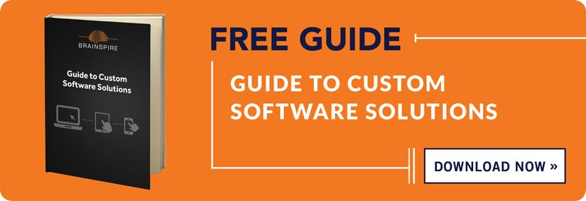 Guide to Custom Software Solutions Ebook